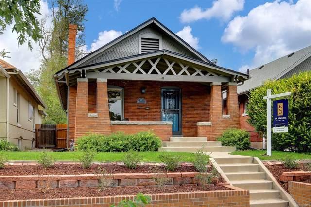 137 N Pennsylvania Street, Denver, CO 80203 (MLS #5379008) :: 8z Real Estate
