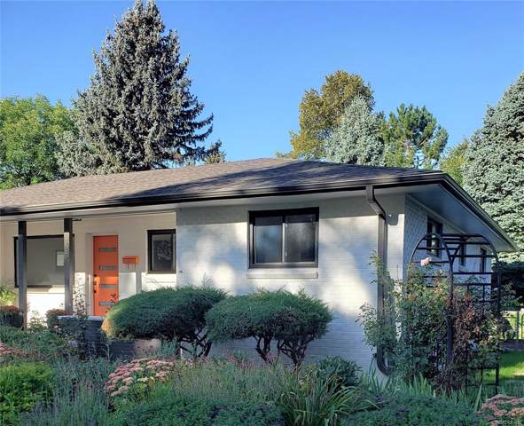 2325 S Birch Street, Denver, CO 80222 (#5379209) :: The Healey Group