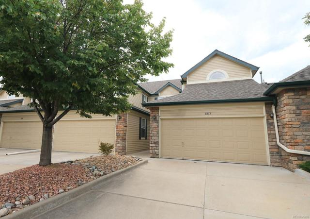 8373 S Garland Way, Littleton, CO 80128 (#5379281) :: The DeGrood Team