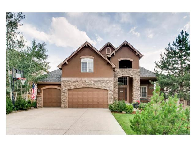 880 Greenridge Lane, Castle Pines, CO 80108 (#5379819) :: The Sold By Simmons Team