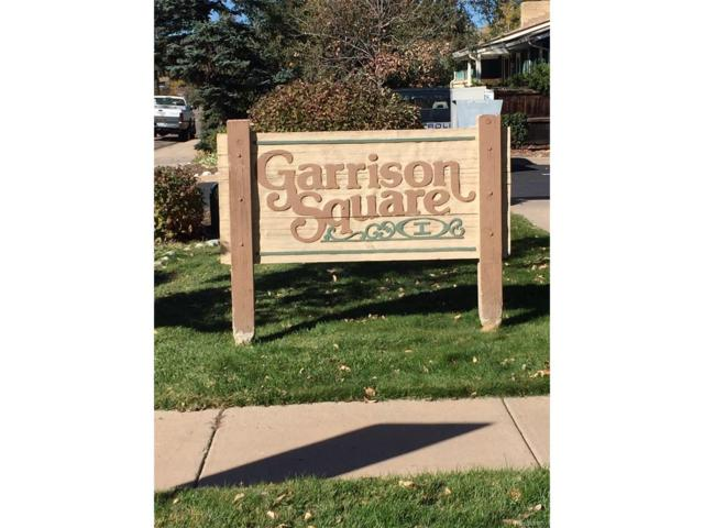 1095 S Garrison Street #202, Lakewood, CO 80226 (MLS #5379890) :: 8z Real Estate