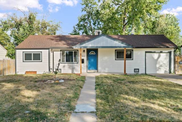 3450 S Glencoe Street, Denver, CO 80222 (MLS #5380088) :: 8z Real Estate