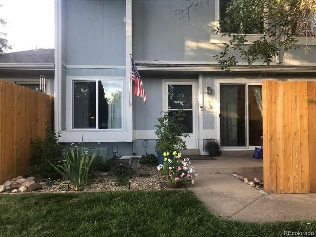 7922 Chase Circle #134, Arvada, CO 80003 (#5380161) :: Wisdom Real Estate