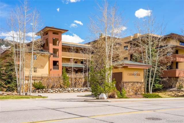 2780 Eagleridge Drive #207, Steamboat Springs, CO 80487 (#5380187) :: The Griffith Home Team