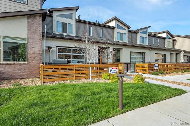 11661 W 44th Avenue, Wheat Ridge, CO 80033 (#5380518) :: Stephanie Fryncko | Keller Williams Integrity