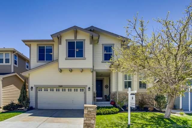 3349 Ashworth Avenue, Highlands Ranch, CO 80126 (#5380576) :: Mile High Luxury Real Estate