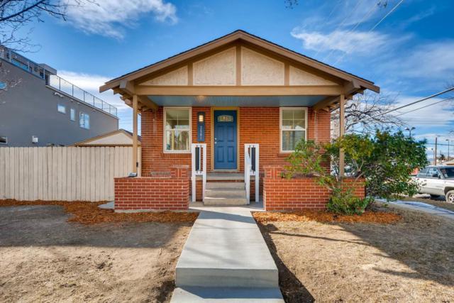 2501 S Lincoln Street, Denver, CO 80210 (MLS #5381014) :: 8z Real Estate