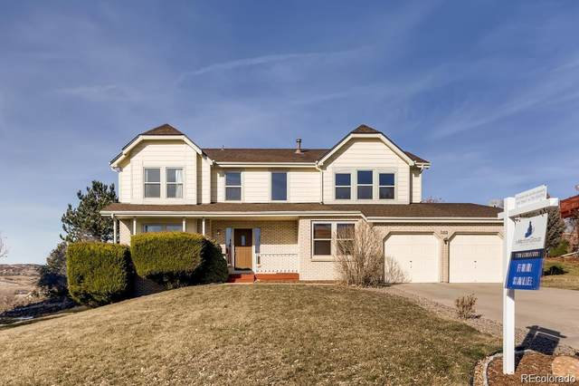 283 W Prestwick Way, Castle Rock, CO 80104 (#5381190) :: The Harling Team @ Homesmart Realty Group