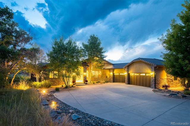 5041 Carefree Trail, Parker, CO 80134 (#5381448) :: The Artisan Group at Keller Williams Premier Realty