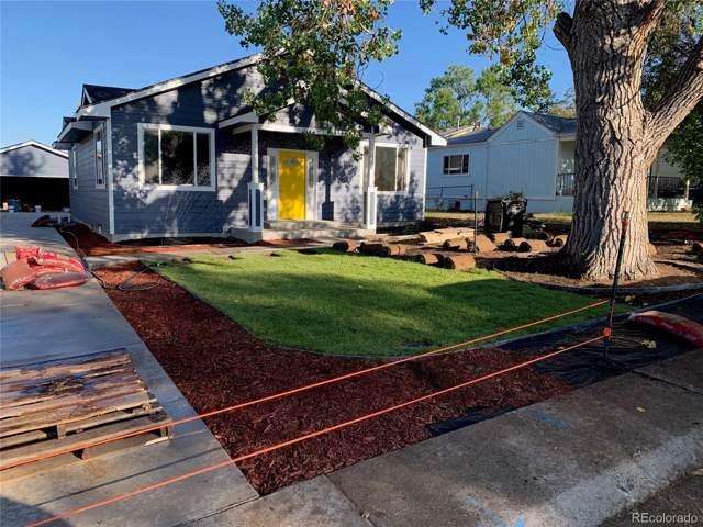 922 S Vrain Street, Denver, CO 80219 (MLS #5381506) :: 8z Real Estate