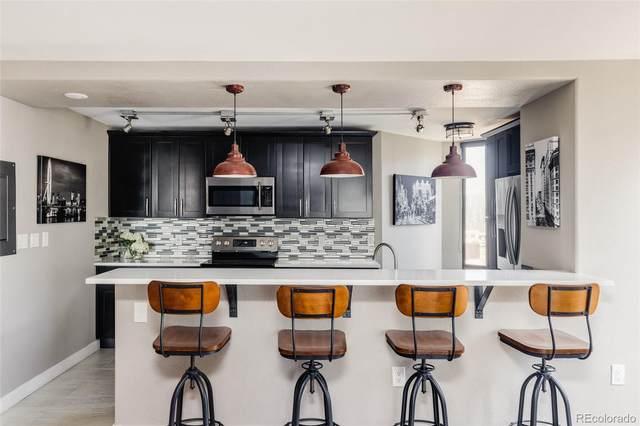 1625 Larimer Street #1105, Denver, CO 80202 (#5381561) :: The HomeSmiths Team - Keller Williams