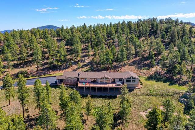 11332 Belle Meade Drive, Conifer, CO 80433 (#5381608) :: The DeGrood Team