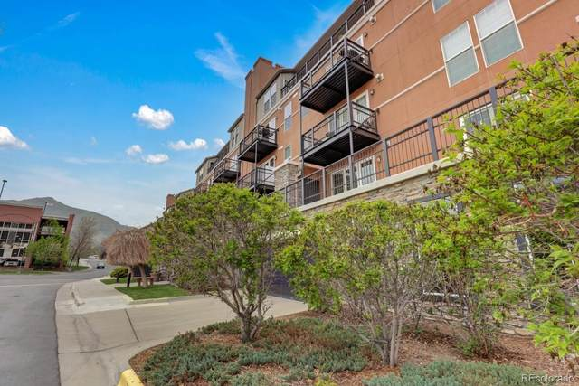 640 11th Street #104, Golden, CO 80401 (#5381674) :: Real Estate Professionals