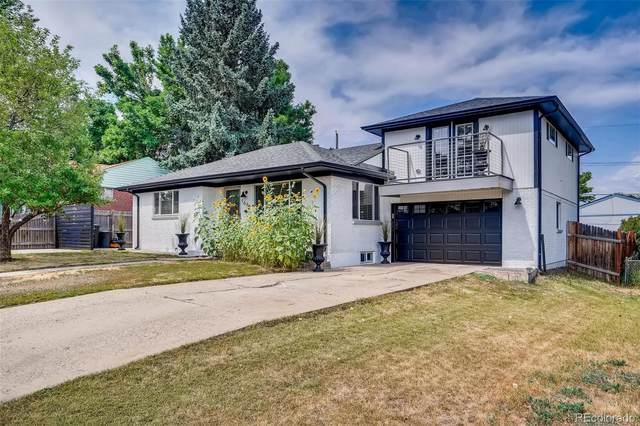 1665 S Beach Court, Denver, CO 80219 (MLS #5382208) :: 8z Real Estate