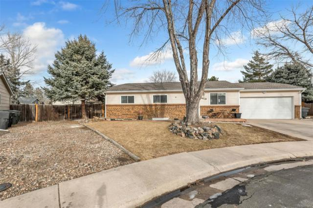 4413 E 117th Court, Thornton, CO 80233 (#5382507) :: Real Estate Professionals