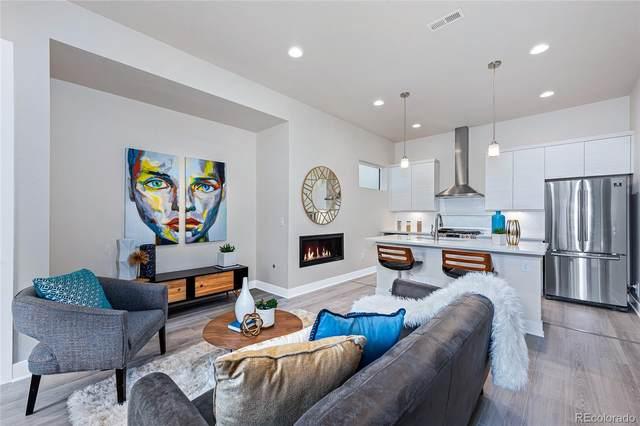 1621 King Street #3, Denver, CO 80204 (#5382697) :: Mile High Luxury Real Estate