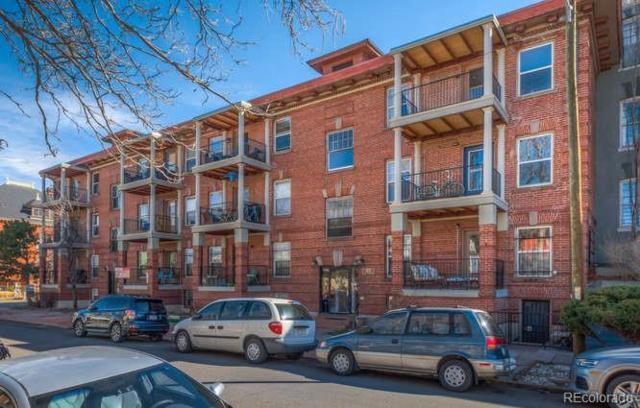 1374 N Ogden Street #6, Denver, CO 80218 (MLS #5382756) :: 8z Real Estate