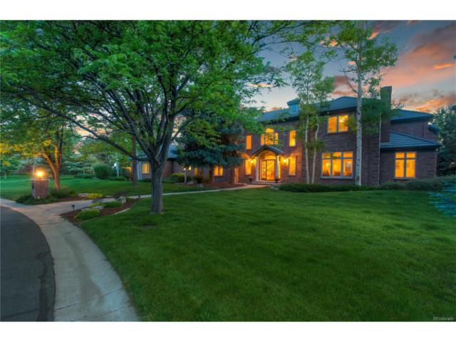 9679 E Prentice Circle, Greenwood Village, CO 80111 (#5382832) :: The City and Mountains Group