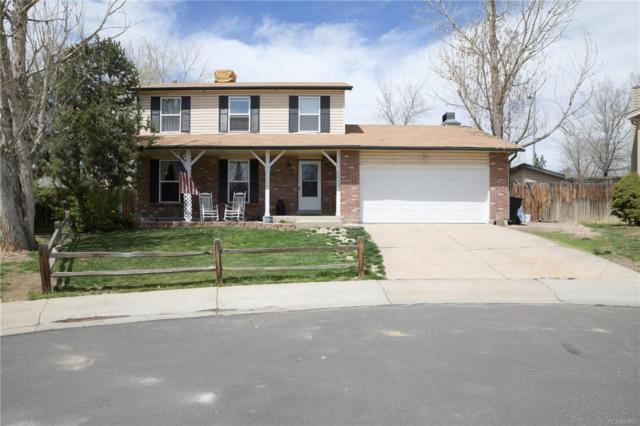 4993 E 111th Place, Thornton, CO 80233 (#5382906) :: The Healey Group
