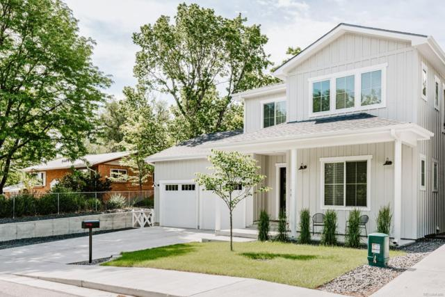 7150 W 32nd Place, Wheat Ridge, CO 80033 (#5383133) :: Mile High Luxury Real Estate