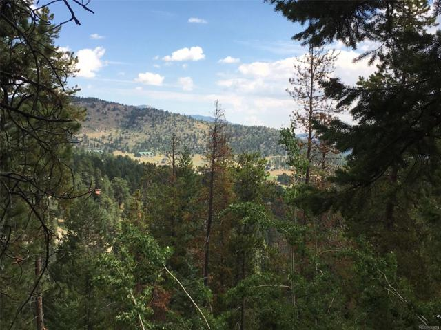 428 Hideaway Circle, Evergreen, CO 80439 (MLS #5383214) :: 8z Real Estate