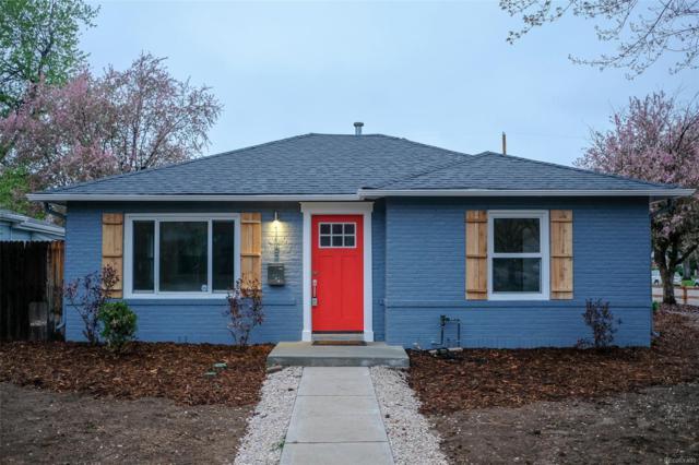 1175 Leyden Street, Denver, CO 80220 (#5384542) :: House Hunters Colorado