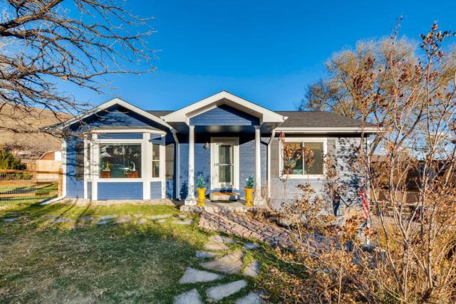 401 N Columbine Street, Golden, CO 80403 (#5384798) :: Berkshire Hathaway Elevated Living Real Estate