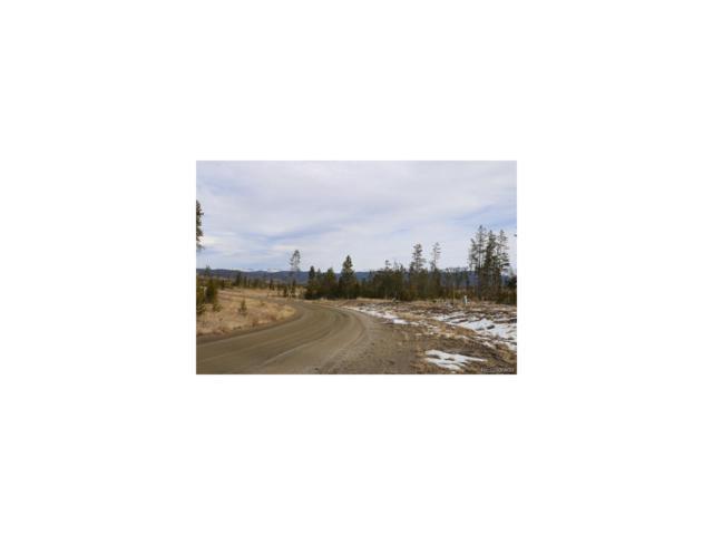 1134 County Road 5194, Tabernash, CO 80478 (#5384978) :: Bring Home Denver
