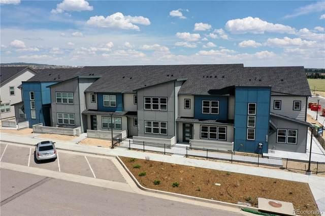 1829 Rose Quartz Heights, Colorado Springs, CO 80908 (MLS #5384979) :: Kittle Real Estate