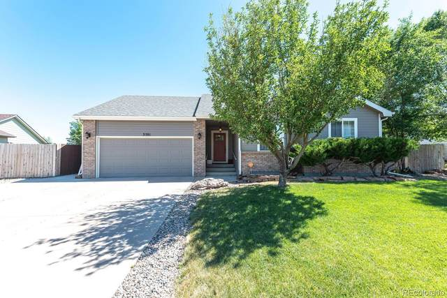 3581 Polk Circle, Wellington, CO 80549 (#5384997) :: Relevate | Denver