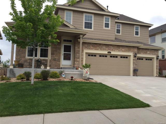 6248 S Muscadine Court, Aurora, CO 80016 (#5385342) :: Briggs American Properties