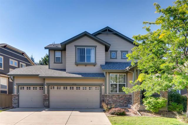 2936 Windridge Circle, Highlands Ranch, CO 80126 (#5385471) :: HomePopper