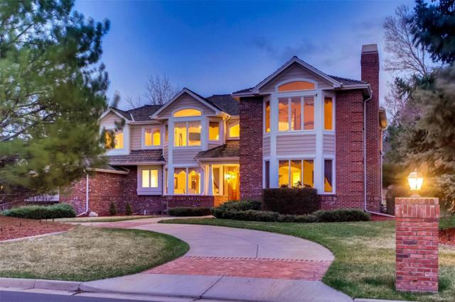 5360 Preserve Parkway, Greenwood Village, CO 80121 (#5385552) :: The HomeSmiths Team - Keller Williams