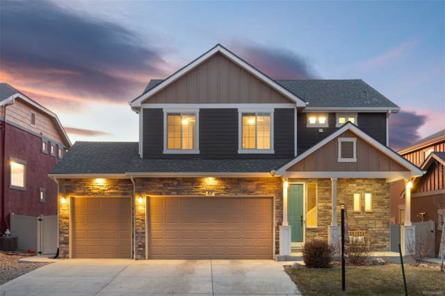 82 Indian Peaks Drive, Erie, CO 80516 (#5385772) :: Compass Colorado Realty