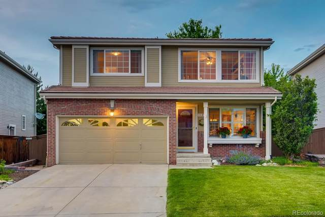 1175 Briarhollow Way, Highlands Ranch, CO 80129 (#5386242) :: The Colorado Foothills Team | Berkshire Hathaway Elevated Living Real Estate