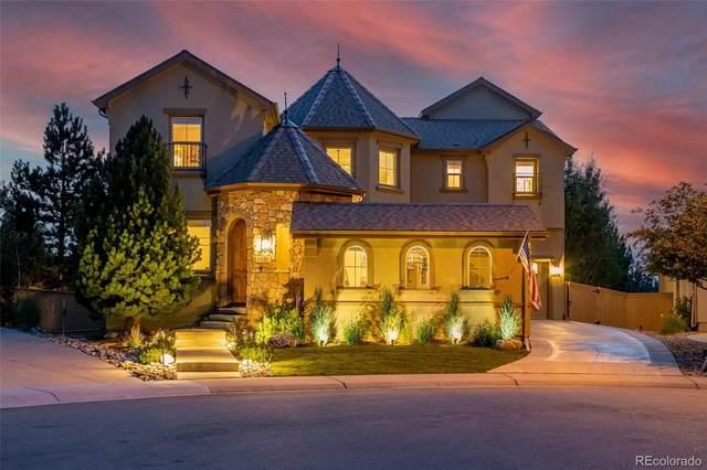 2820 Stonington Court, Highlands Ranch, CO 80126 (#5386536) :: The Dixon Group