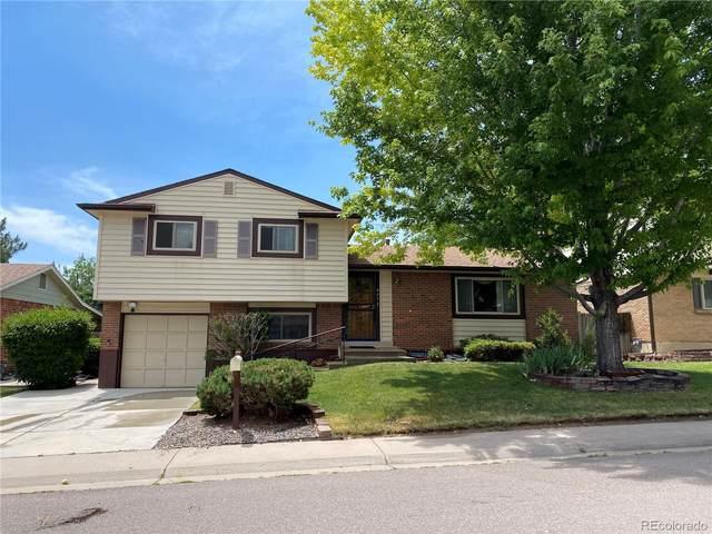 9572 W Capri Drive, Littleton, CO 80123 (MLS #5386615) :: 8z Real Estate