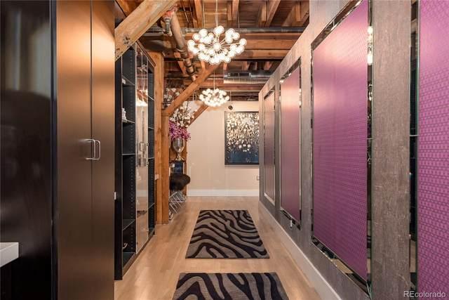 1720 Wynkoop Street #216, Denver, CO 80202 (#5386768) :: Mile High Luxury Real Estate
