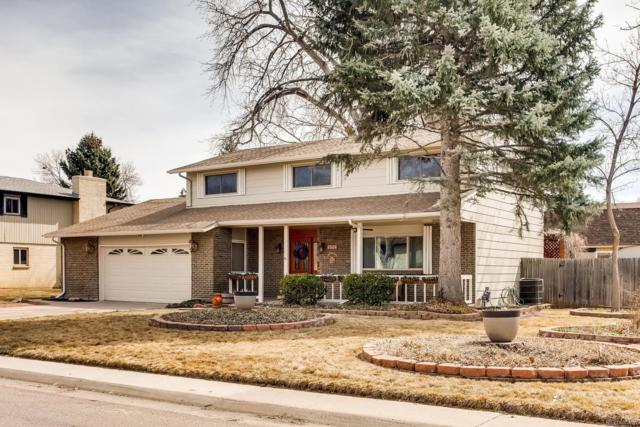 6528 W Clifton Place, Littleton, CO 80128 (#5386893) :: The Heyl Group at Keller Williams