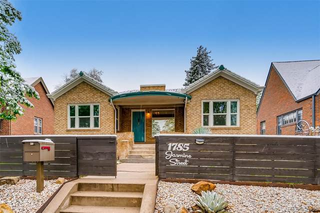 1785 Jasmine Street, Denver, CO 80220 (MLS #5388149) :: Bliss Realty Group