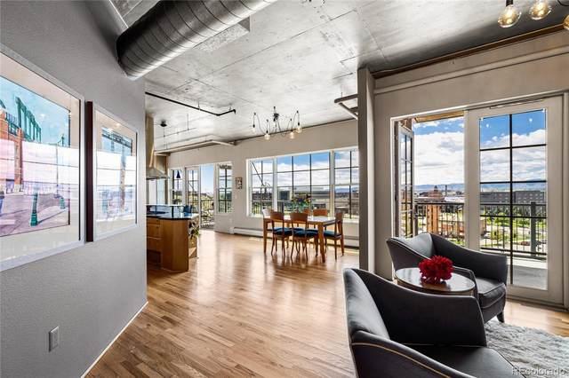 1499 Blake Street #7F/7G, Denver, CO 80202 (MLS #5388176) :: Find Colorado