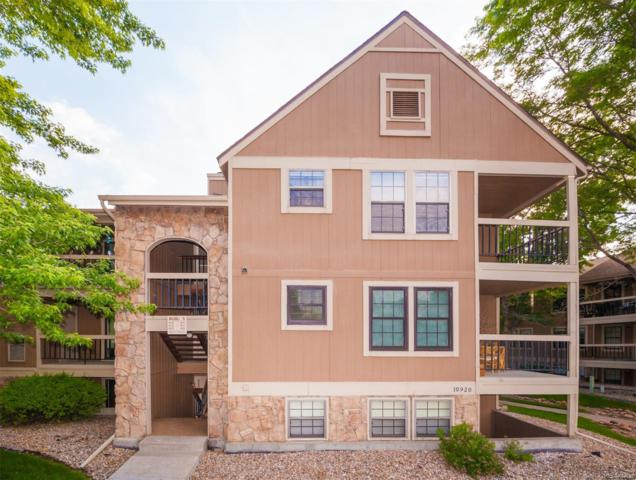 10920 W Florida Avenue #421, Lakewood, CO 80232 (#5388198) :: The Healey Group