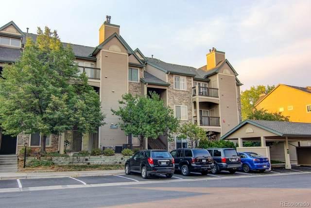 7355 S Alkire Street #105, Littleton, CO 80127 (#5388365) :: Portenga Properties - LIV Sotheby's International Realty