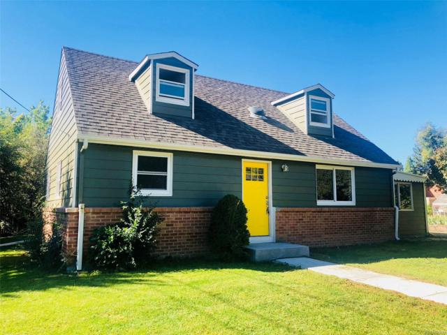 7380 W 12th Avenue, Lakewood, CO 80214 (#5388923) :: The Peak Properties Group