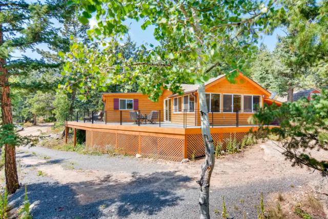 2449 Yankee Creek Road, Evergreen, CO 80439 (#5389066) :: Colorado Home Finder Realty