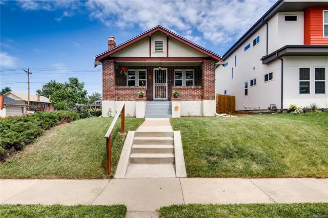 3158 N Josephine Street, Denver, CO 80205 (MLS #5389087) :: 8z Real Estate