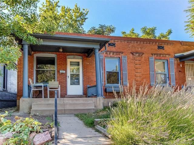 505 S Grant Street, Denver, CO 80209 (#5389179) :: The FI Team
