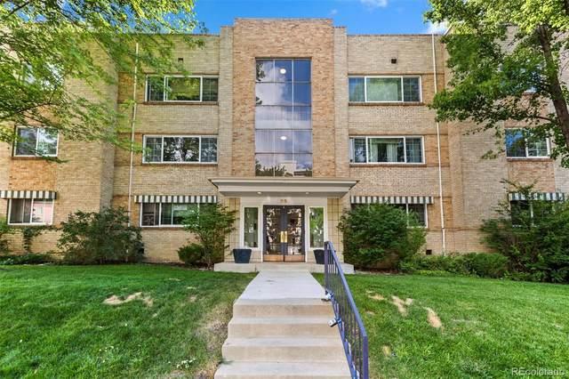 85 N Ogden Street #23, Denver, CO 80218 (#5389383) :: Chateaux Realty Group