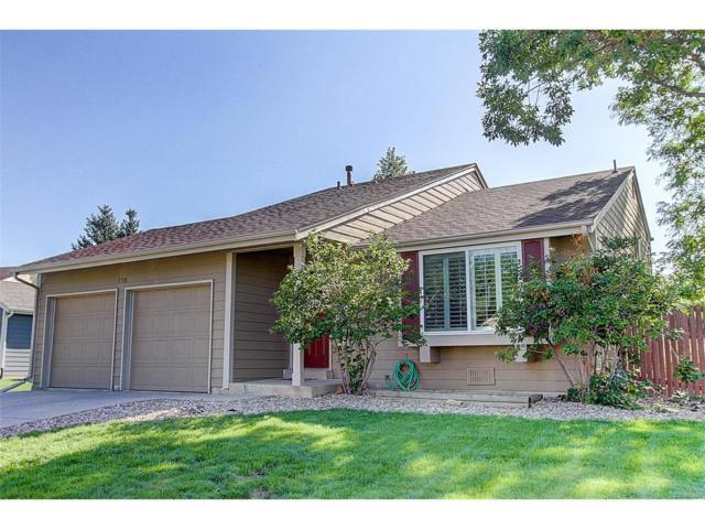 7356 S Piney Peak, Littleton, CO 80127 (MLS #5389767) :: 8z Real Estate