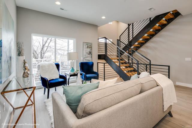 3360 W 38th Avenue #15, Denver, CO 80211 (#5390025) :: Real Estate Professionals